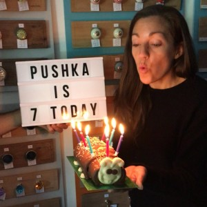 Pushka It's Your Birthday, Happy Birthday Pushka Home!