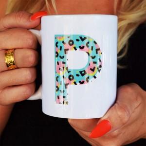 Mug with Initial